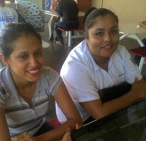 Las Palmas girls