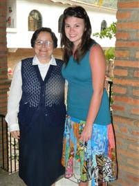 Micala with Madre Lety 2